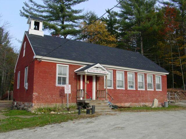 Croydon's One Room Schoolhouse